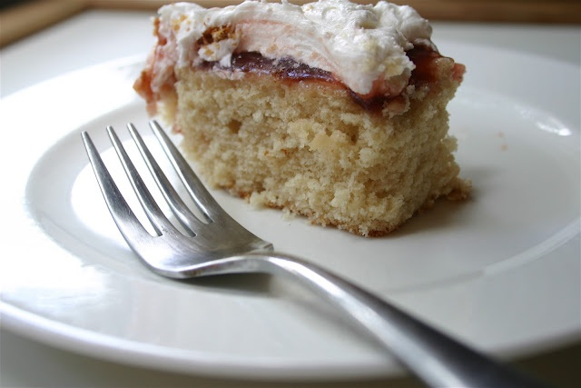 Peanut Butter and Jelly Cake | Food | Pinterest