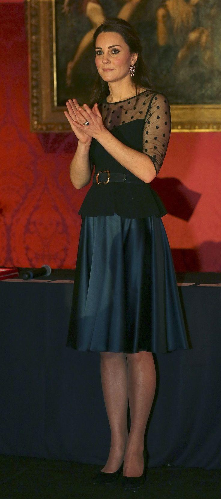 Kate Middleton November 19 2014