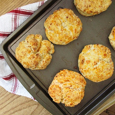 Cheddar and Jalapeno Biscuits