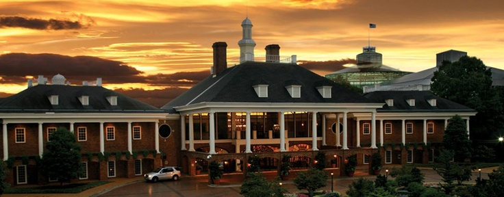 Love this hotel in Nashville.  Gaylord Opryland Hotel