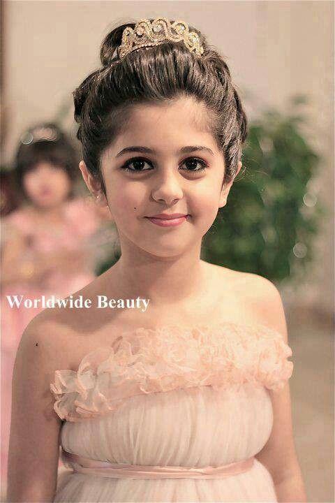 Princess beautiful children pinterest