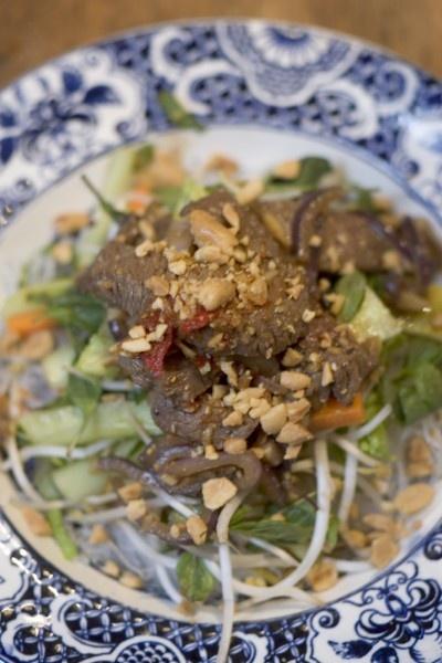 Vietnamese Lemongrass Beef Salad | Thai Recipes | Pinterest
