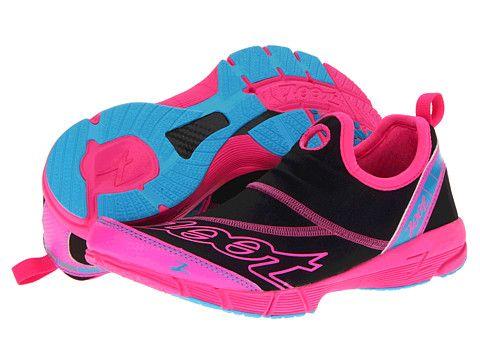 Zoot Sports Ultra Speed 3.0 Black/Pink Glow/Atomic Blue - Zappos.com