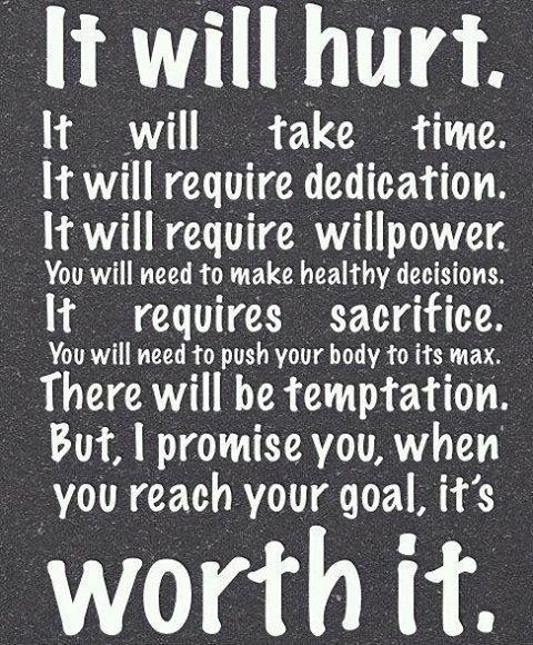 find the motivation