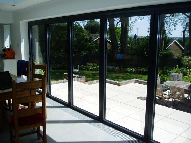 Folding Door Suppliers : Bifold door uk suppliers
