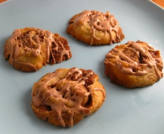 Cinnamon Bun Cookies 2 | Recipes! | Pinterest