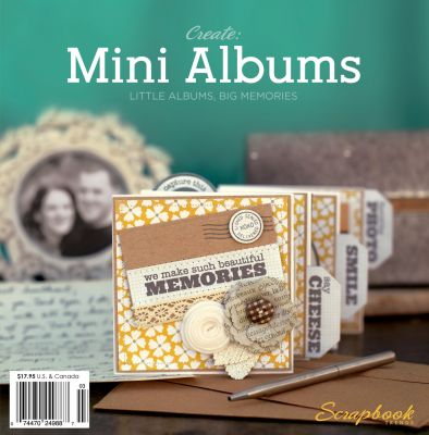 Create: Mini Album Idea Book Spring 2013 | Northridge Publishing