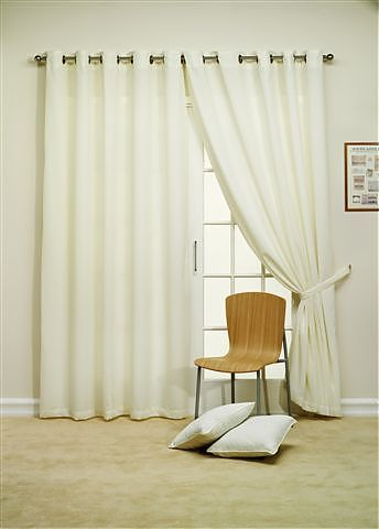 New Modern Voile Curtains Design Ideas 2011 | Decor ... | Living room
