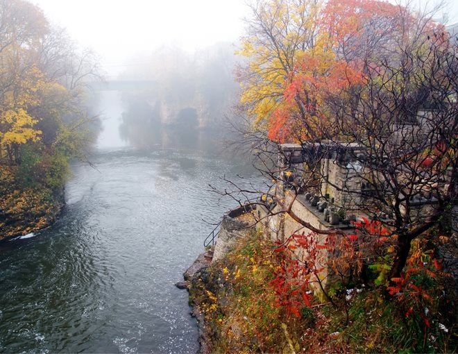 Fergus (ON) Canada  City new picture : Fergus, ON, Canada | Autumn tastic | Pinterest