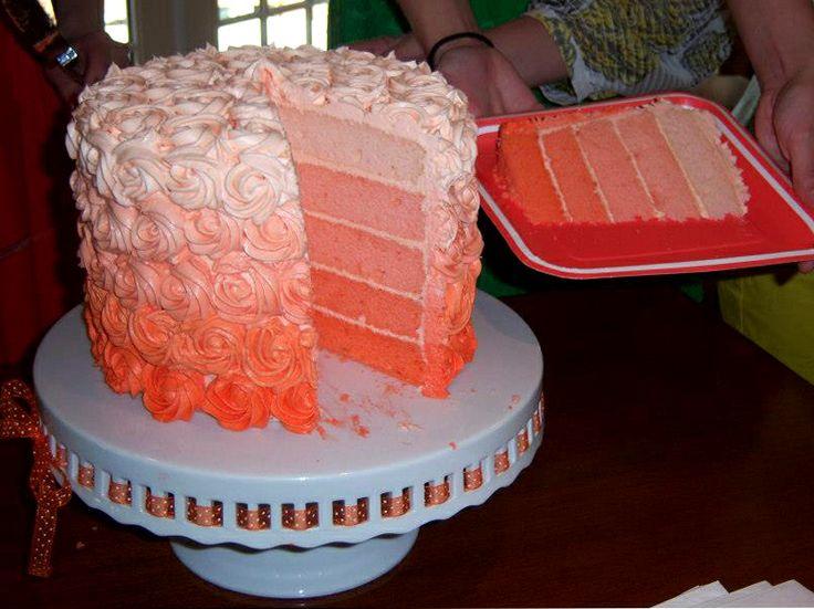 Orange Blossom flavored cake | Baking Queen Bakes | Pinterest