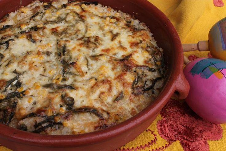 Baked Fiesta Rice (Arroz de Fandango)