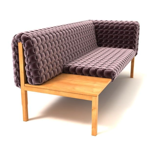 ligne roset ruche leftarm sofa furniture pinterest. Black Bedroom Furniture Sets. Home Design Ideas