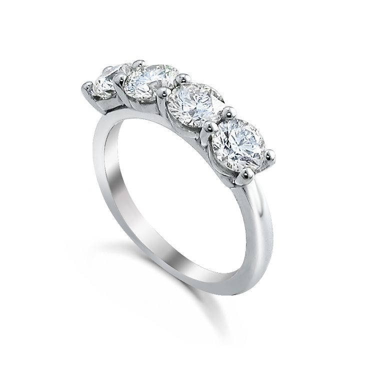 Diamond Engagement Ring Our Bespoke Jewellery Pinterest