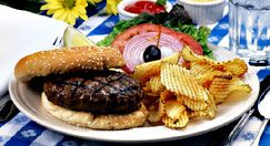 The very best burgers - Canadian Living | Books Worth Reading | Pinte ...