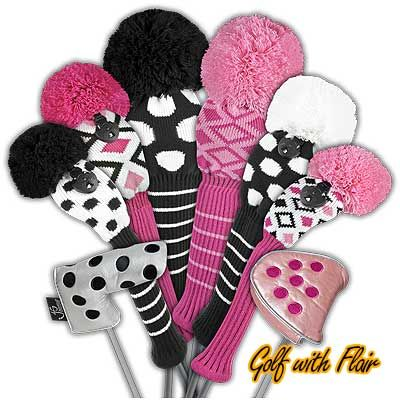 Free Knitting Pattern Golf Club Headcovers : KNITTING PATTERN FOR GOLF CLUB HEADCOVERS   KNITTING PATTERN