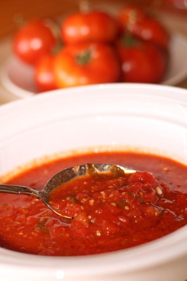 Easy Garden Tomato Sauce Recipes — Dishmaps
