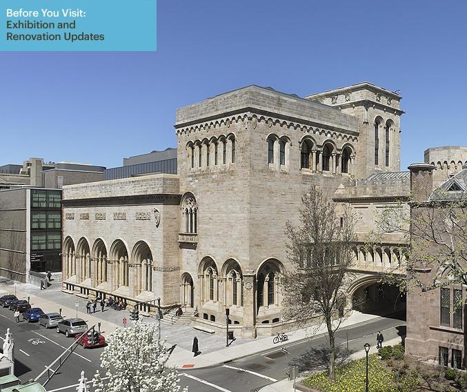 YALE UNIVERSITY ART GALLERY | Yale Campus | Pinterest