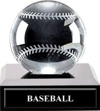 Perfect #Gift #Idea For #Baseball #Coach http://www.crownawards.com/StoreFront/GLSMBB.ALL.Crystal_Awards.Baseball_Crystal.prod