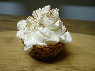 ... of the Week: Mini Pumpkin Pies with Gingerbread Graham Cracker Crust