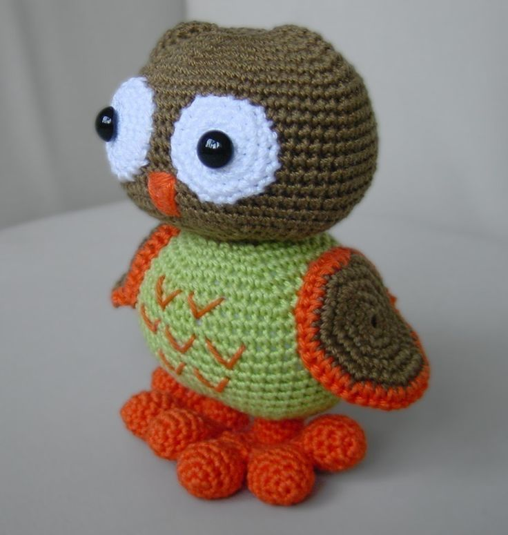 Amigurumi Patterns Owl : Amigurumi Owl Pattern. USD4.50, via Etsy. baby: registry ...