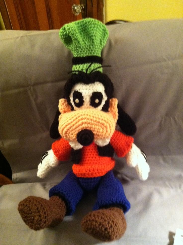 Goofy Crochet Hat images