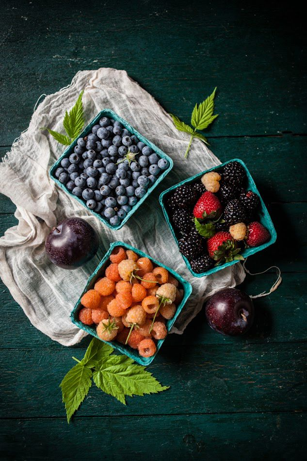 ♂ food styling photography - fresh fruit healthy eating