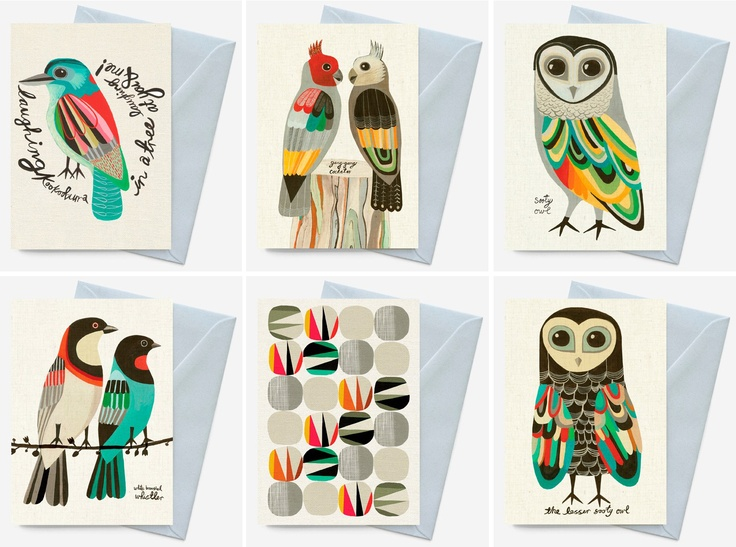 inaluxe greetings cards