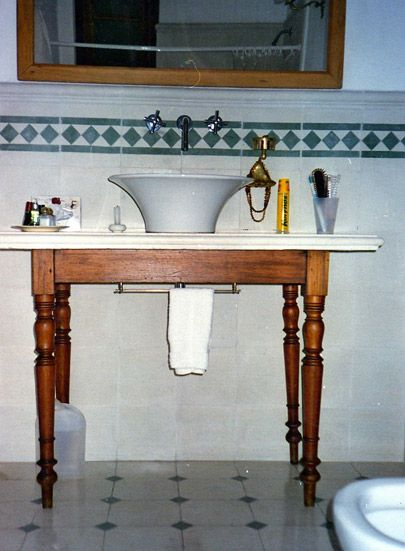 Baños Rusticos Antiguos ~ Dikidu.com