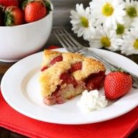 Strawberry Ricotta Scones | Recipe