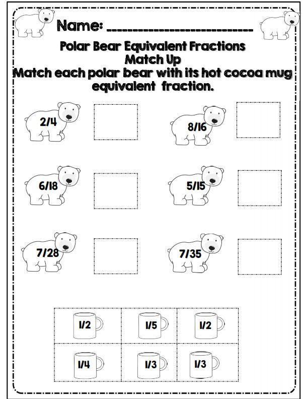 math christmas packet 3rd grade