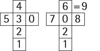 Вечный календарь кубиками своими руками 42