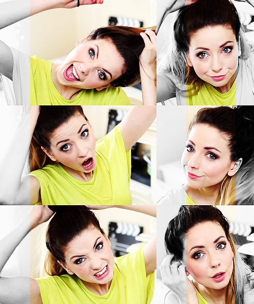 Zoella Hairstyles For School : Hairstyles For School Zoella Picture Ideas With Current Hairstyles ...