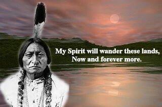 sitting bull quotes  Sitting Bull