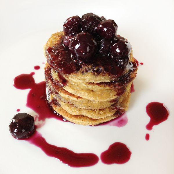 Blueberry Compote Recipe — Dishmaps