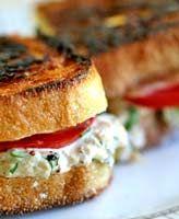 Tarragon Tuna Melt | Recipe