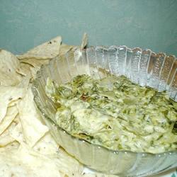 Artichoke & Spinach Dip Restaurant Style | Recipe