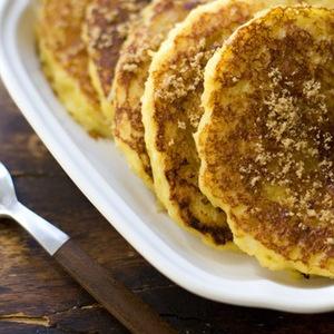 Coconut Macaroon Pancake Recipe Recipe - Edamam | Breads/ Breakfast ...