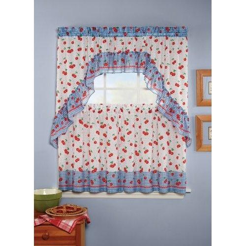 Kitchen curtain idea
