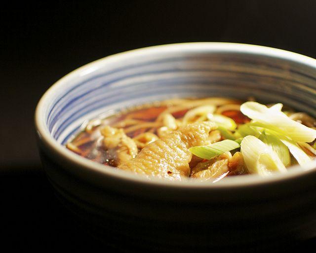 toshikoshi soba 年越しそば / Buckwheat Noodles | Flickr - Photo ...