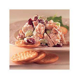 Unbelievable Chicken Salad from Through the Country Door®