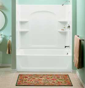 How to Clean Fiberglass Shower Stall