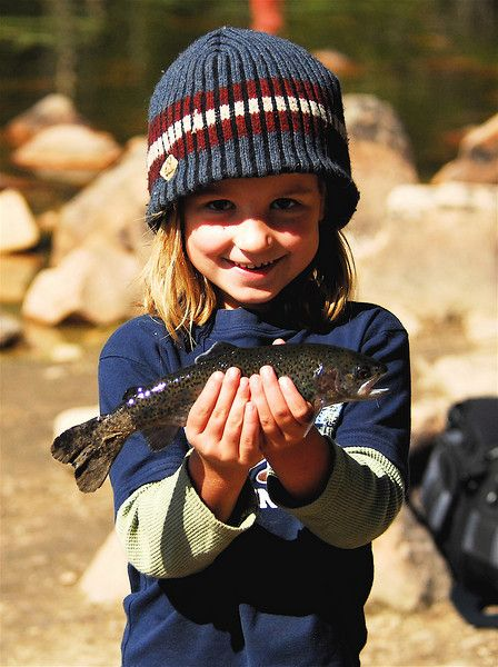 Free fishing day in Utah and Idaho