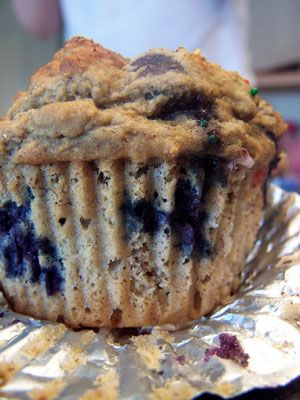 Whole Wheat Blueberry Muffins | Meals that Make Sense | Pinterest