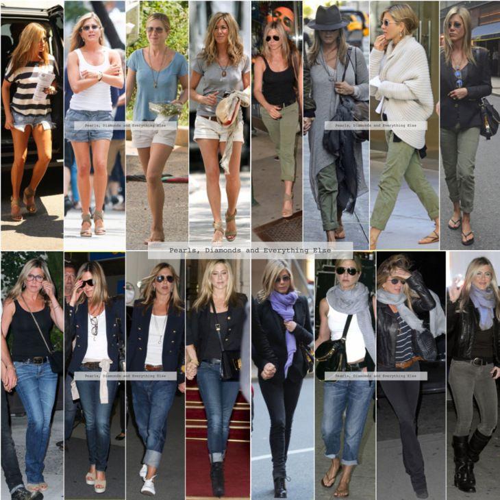 Jennifer Anniston Street Style 2014 Jennifer Aniston Pinterest