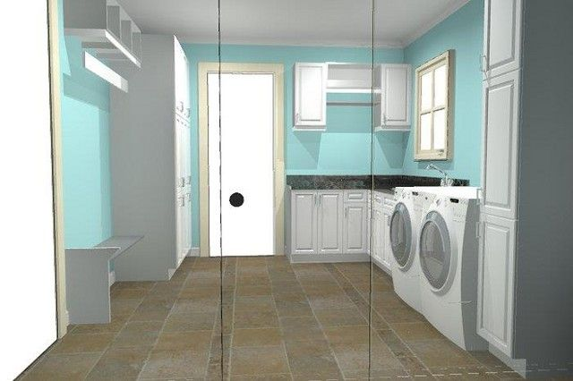 Mudroom Pantry Laundry House Ideas Pinterest