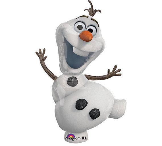 41 quot disney frozen olaf mylar balloon birthday party decorations favors