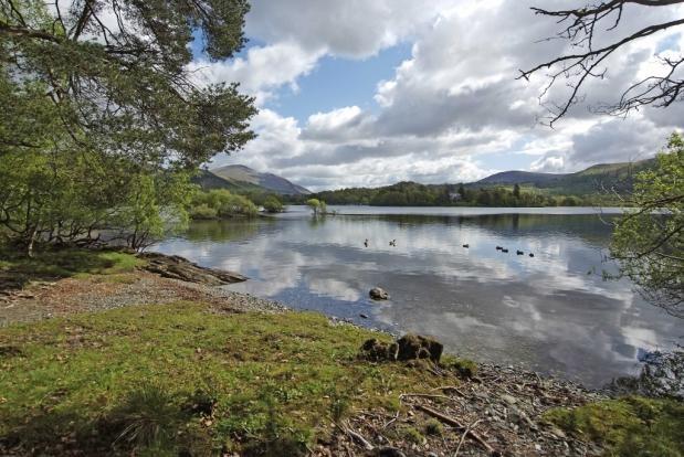 Derwentwater, Cumbria   Lovely places   Pinterest