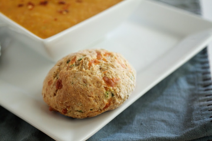 Jalapeno Ale Biscuits - Naturally Ella