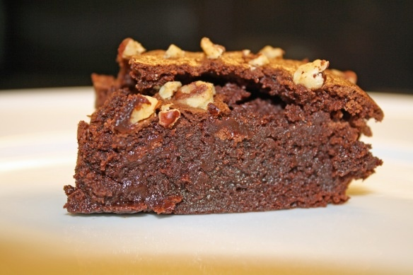 Gluten-Free Fudgy Pecan Brownies   Favorite Recipes   Pinterest