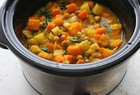 Thai Red Curry with Kabocha Squash Recipe. Serve over steamed brown ...